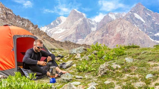 hiking for Beginners - Nutrition Hiking