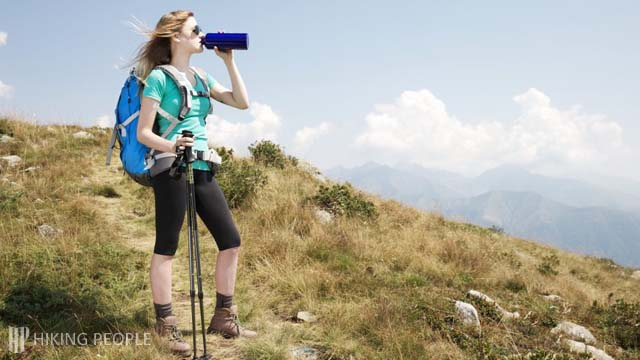 Hiking for Beginners - Hiking Hydrate Properly