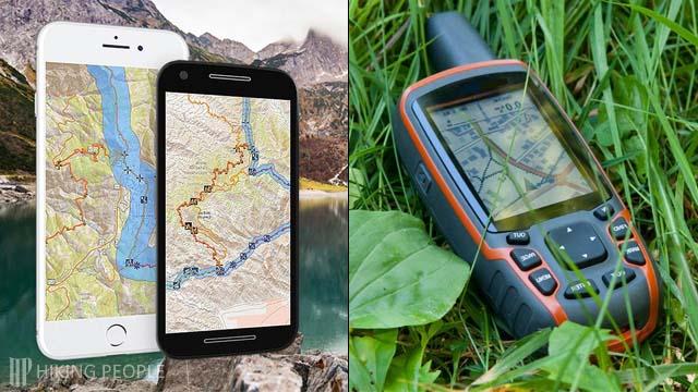 Smartphone Vs Dedicated GPS