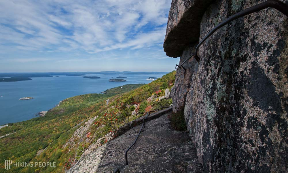 Precipice Trail - Best Hikes in the US