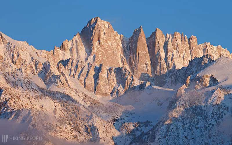 Mount Whitney California