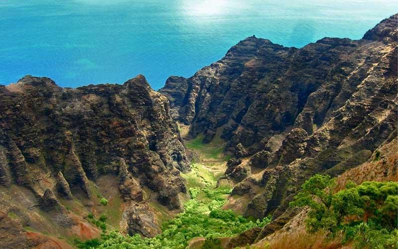 Awa'awapuhi Trail - Koke'e State Park, Kekaha, Kauai, HI