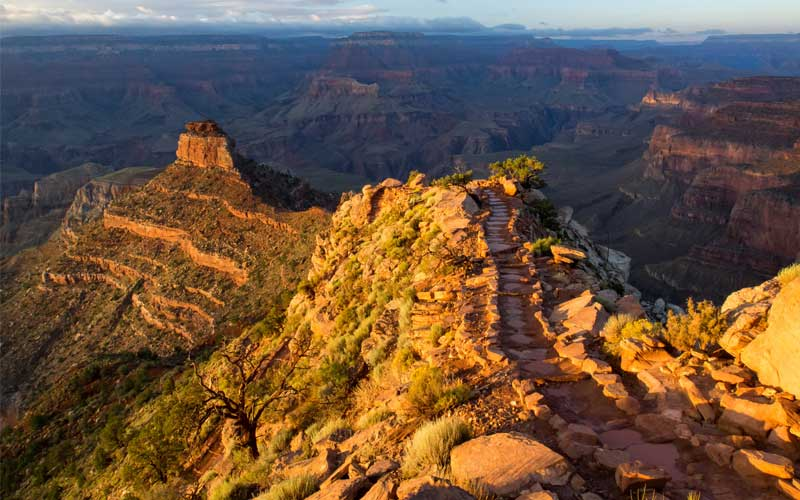 South Kaibab Trail - Grand Canyon National Park, AZ