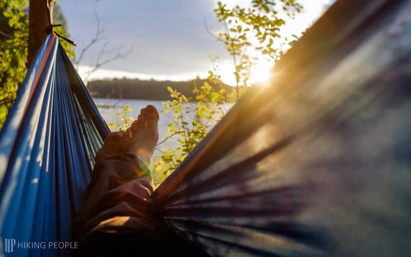 Material of the Best Camping Hammock