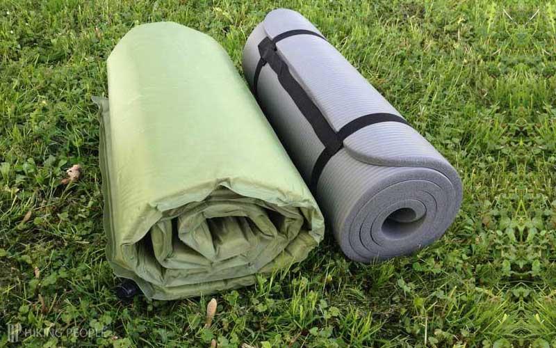 Foam Vs Inflatable Mat