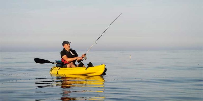 Best Fishing Kayaks Under 300 in 2020