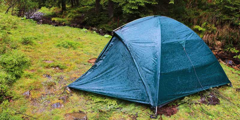 Best Tents for Heavy Rain of 2020