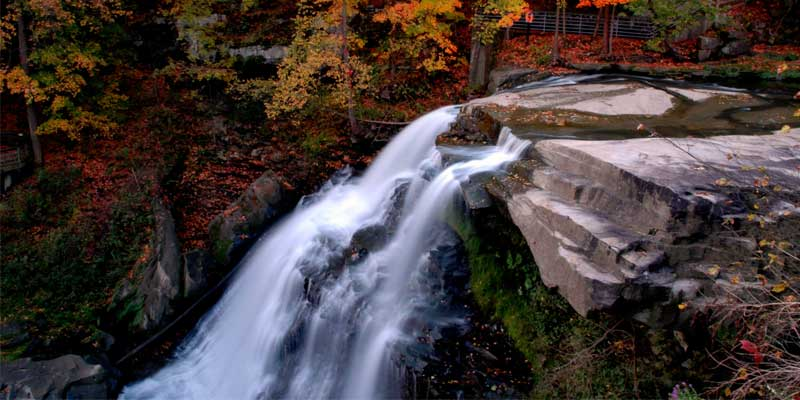 The 7 Hiking Trails in Ohio with Waterfalls