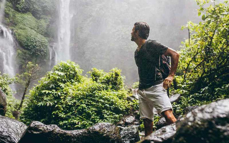 Learn to Enjoy Backpacking in the Rain