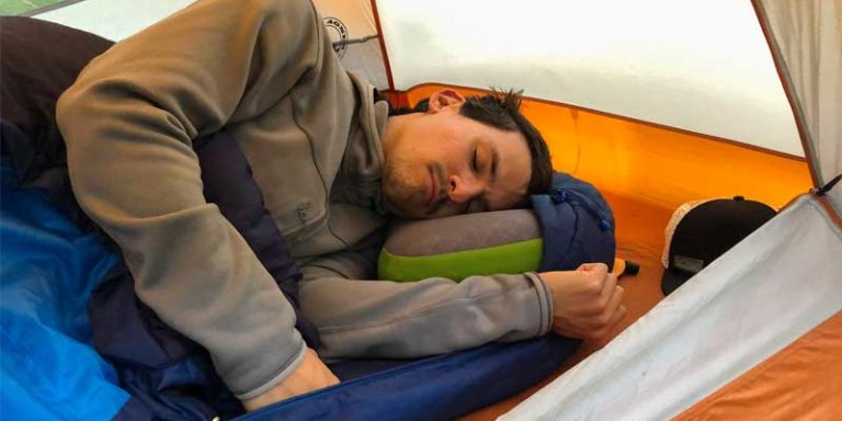 Best Backpacking Pillows for Side Sleepers