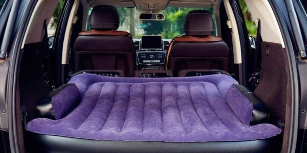 Best Mattresses for Sleeping in an SUV 2020