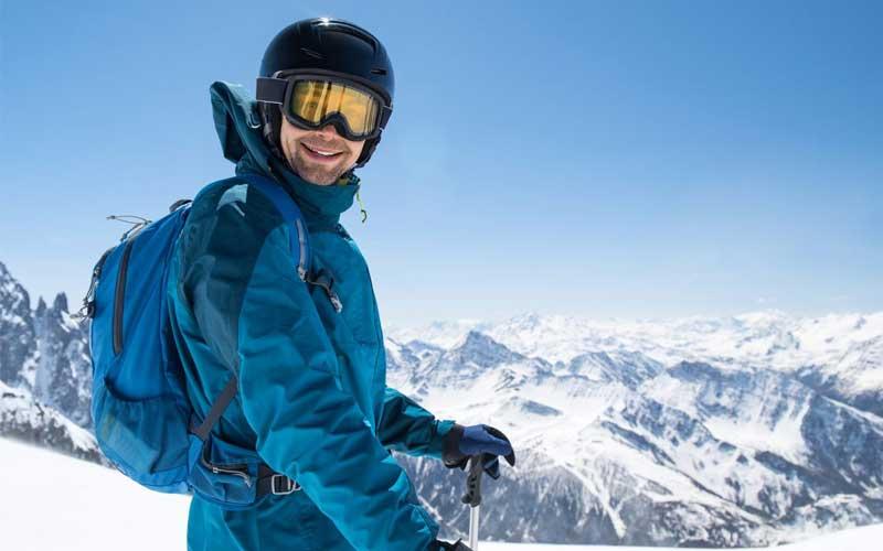 Ski Helmet Comfort