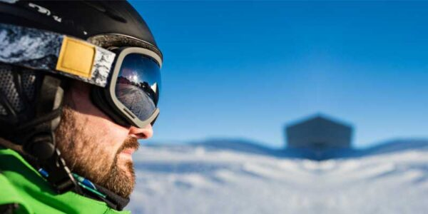 How to Wear Ski Goggles with a Helmet?